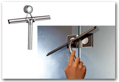 Duschwischer - praktisch und funktionell