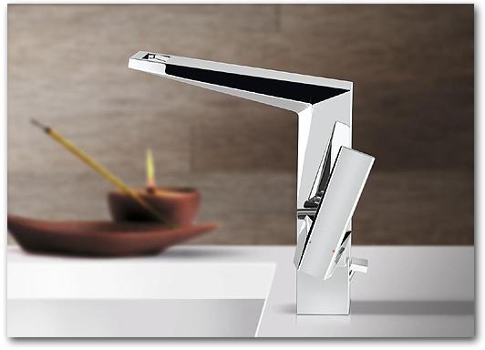 Design-Aramatur für das Badezimmer