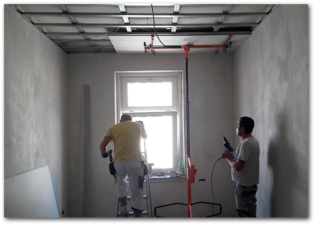 Renovierung einer Wohnung in München Schwabing
