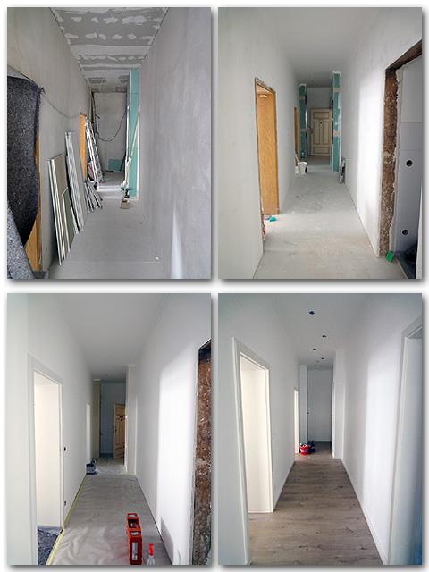 Wohnung renovieren in einem Altbau in München